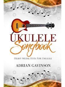Independently published ukulele  heavy metals
