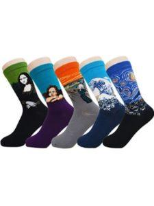 SoxEra van gogh  socks