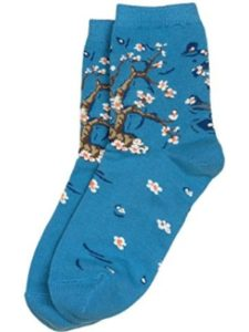 bigigloo van gogh  socks