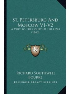 Kessinger Publishing visit  st petersburgs