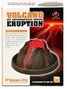 Eurotrade W Ltd Volcano Eruption science experiments