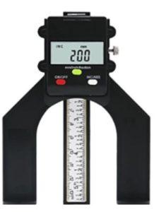 D DOLITY water board  depth gauges