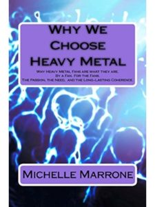 CreateSpace Independent Publishing Platform whats  heavy metals