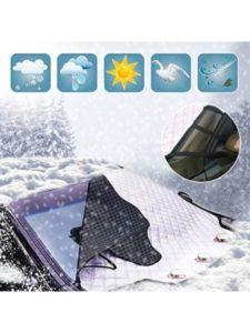 HAODELE    windshield wiper cover