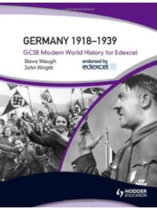 Hodder Education ww1  gcse histories
