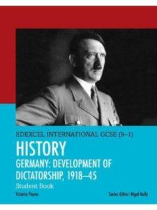 Pearson Education ww1  gcse histories