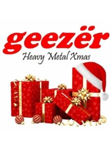 Ghoul Tone xmas album  heavy metals