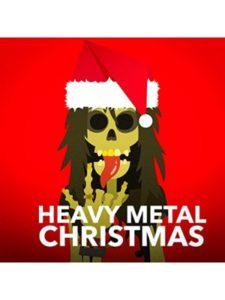 The Harders Productions xmas album  heavy metals