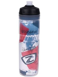 Zefal insulated water bottle