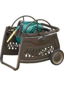 Ames True Temper garden hose reel