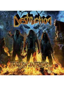 Nuclear Blast anthem  heavy metals