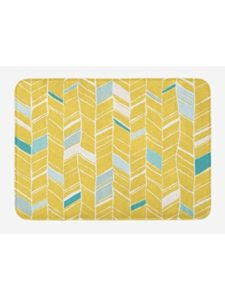 JIEKEIO bathroom floor  herringbone patterns