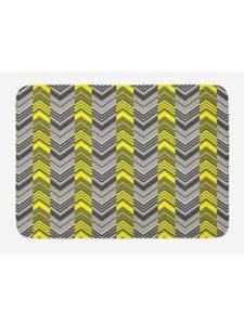 MSGDF bathroom floor  herringbone patterns