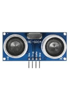 Arduino beam angle  ultrasonic sensors