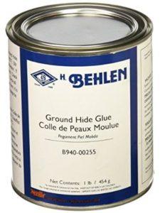 BEHLEN FINISHING PROD. hide glue