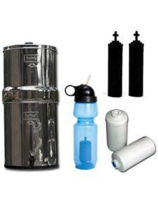 Berkey travel water bottle