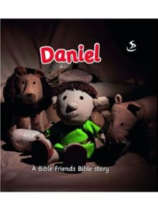 Maggie Barfield bible story daniel
