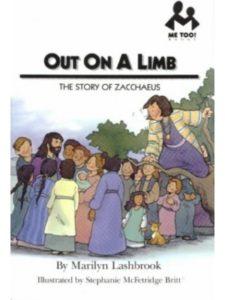Marilyn Lashbrook    bible story zacchaeuses