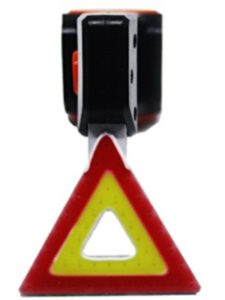 VORCOOL bicycle  safety triangles