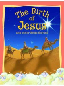Miles Kelly birth jesus  bible stories