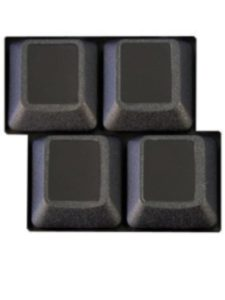 HQRP blank  keyboard covers
