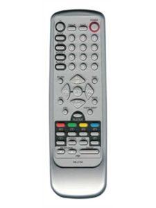 Blaupunkt tv remote control