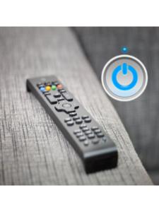 achraffox tv remote control