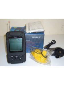 TMC boat  depth gauges