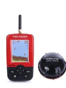 outlife boat  depth gauges