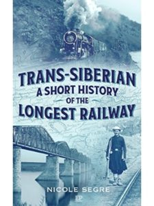 amazon book  trans siberian railways