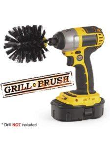 Drillbrush brick  gas bbqs