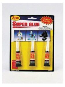 Kole Imports bulk  super glue gels