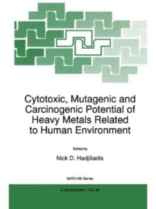 Springer cancer  heavy metals