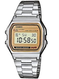 CASIO running watch