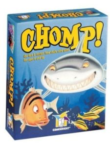 Gamewright chain game  fish foods