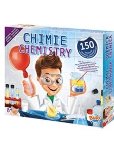 Buki France chemical reaction  science experiments