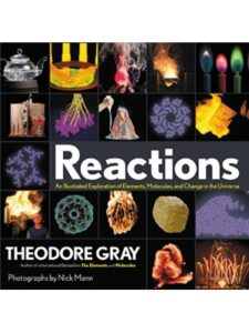 Theodore Gray chemical reaction  science experiments