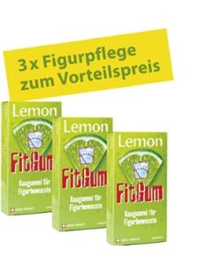 EPI-3 Healthcare GmbH chewing gum  lose weights