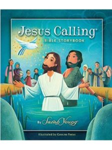Sarah Young    childrens bible lessons