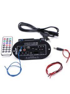 GROOMY circuit design  ultrasonic sensors