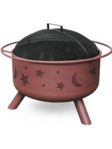 Landmann Ltd clay  fire pit bowls