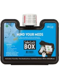 Gatekeeper Innovation    combination lock medicine boxes