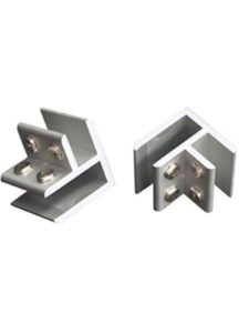 FLAMEER connector  glass shelves