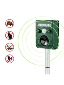 Aspectek construction  ultrasonic sensors