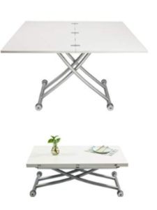 EUCO dining table  folding squares