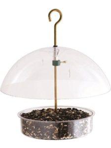 Droll Yankees, Inc window bird feeder