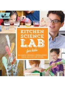 Liz Lee Heinecke edible  science experiments