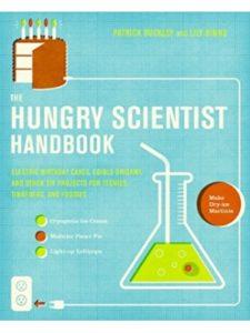 Patrick Buckley edible  science experiments