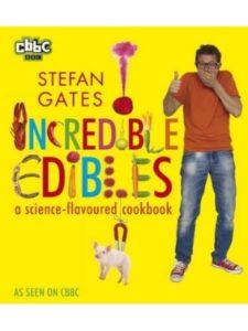 Stefan Gates edible  science experiments