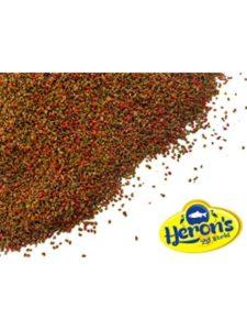 Heron's Pet World Ltd egg yolk  fish fry foods
